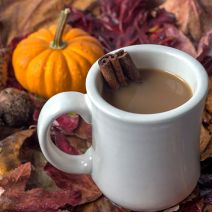 Pumpkin Harvest Coffee