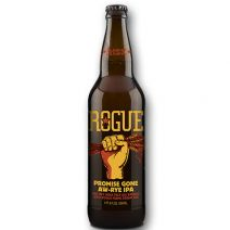 Rogue Ales & Spirits Promise Gone Aw-Rye IPA