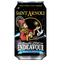 Saint Arnold Brewing Endeavour can