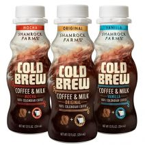 Shamrock Farms Cold Brew Coffee & Milk