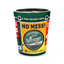smokeless derringer moist tobacco tub