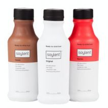 Soylent Cacao and Nectar