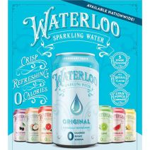 waterloo sparking water
