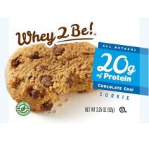 Whey 2 Be protein cookies