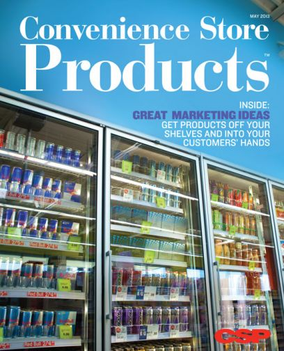Convenience Store Products magazine May 2013