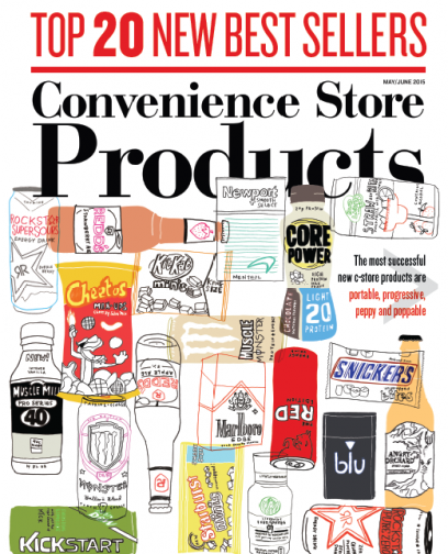 May/June 2015 issue of Convenience Store Products magazine