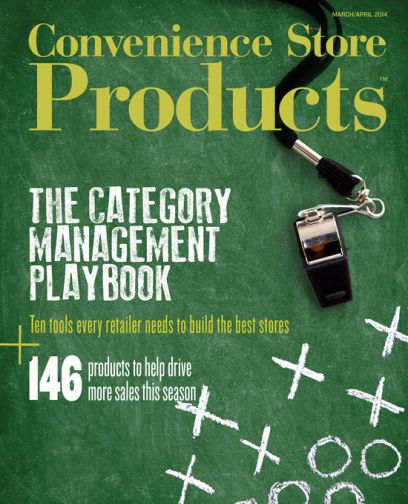 Convenience Store Products magazine March/April 2014