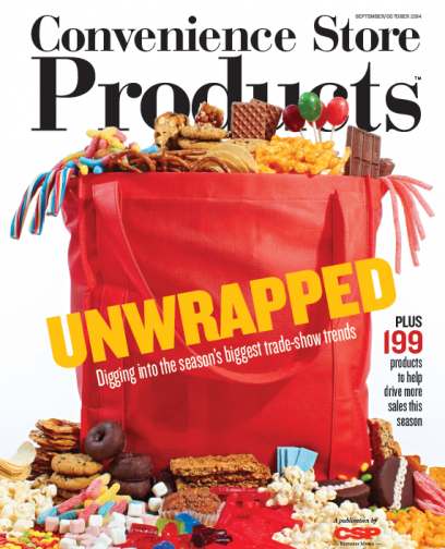 Convenience Store Products magazine September/October 2014
