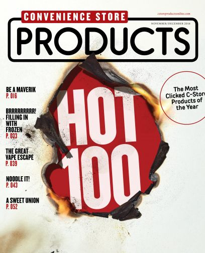 convenience store products Nov-Dec 2016 issue
