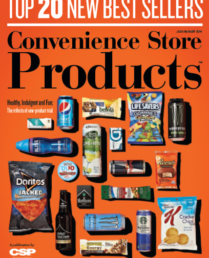 Convenience Store Products magazine July/August 2014
