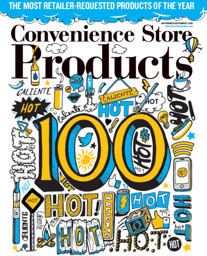 Convenience Store Products magazine November/December 2015 cover