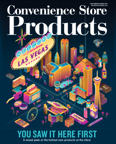 Convenience Store Products magazine September/October 2015