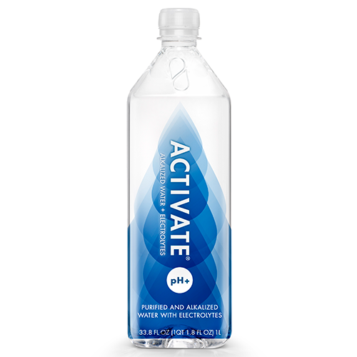 activate alkalized water