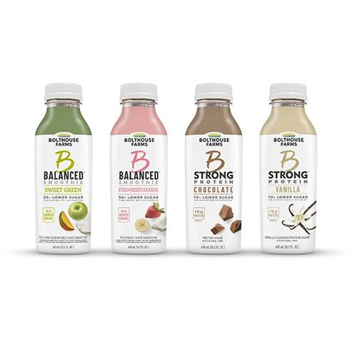 bolthouse farms beverages