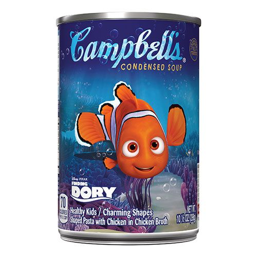 Campbell Soup Co in Packaged Food