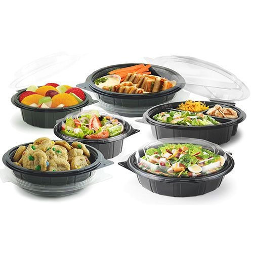 Anchor Packaging Gourmet Classics® Hinged Packages
