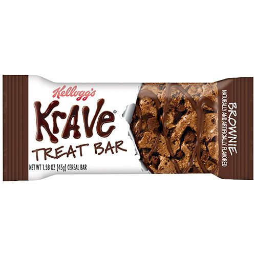 kelloggs krave treat bar
