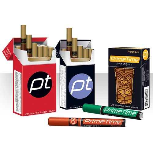 Prime Time Flavored Cigars