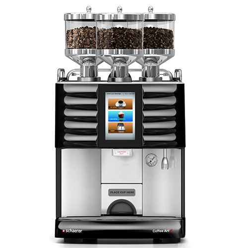 Schaerer's Coffee Art C platform