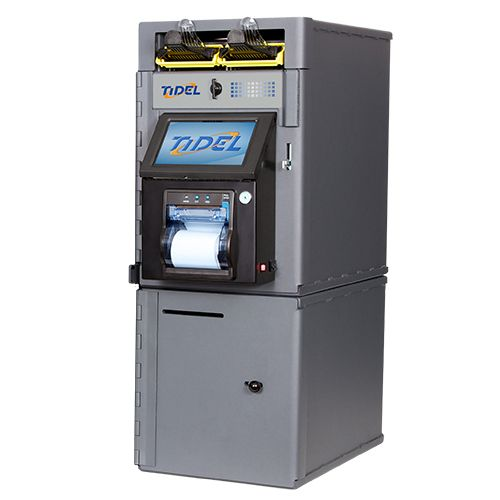 tidel series 4e cash managemeng system