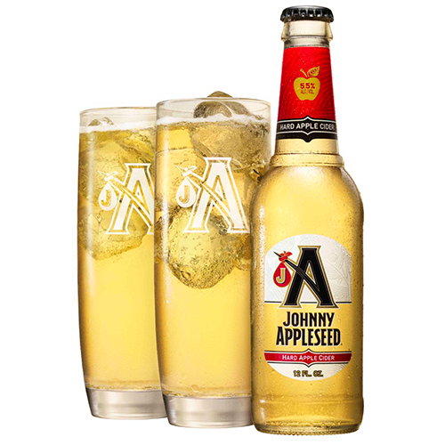 anheuser busch johnny appleseed hard cider