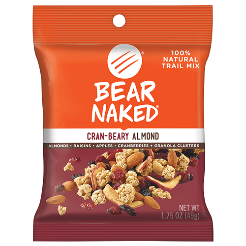 bear naked almonds