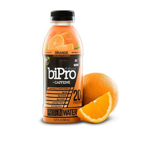 biopro orange caffeine water