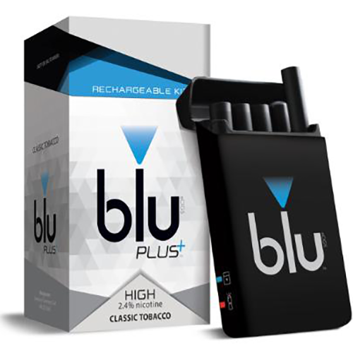 blu ecigs rechargeable kit