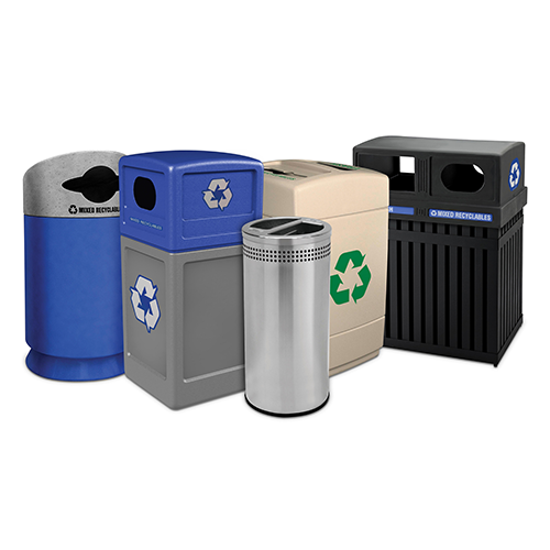 commercial zone recyclers