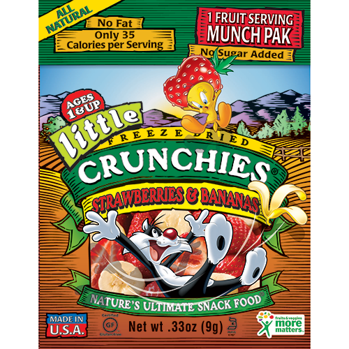 crunchies snacks