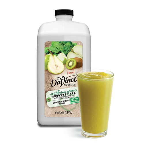davinci smoothie mixes