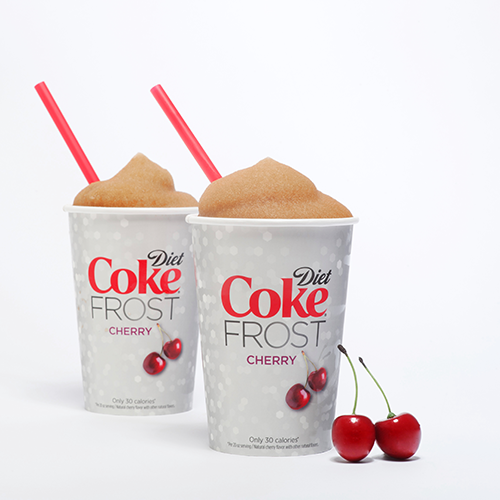 diet coke frost cherry