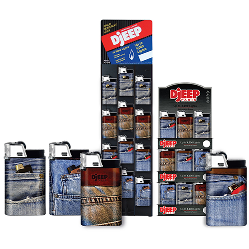 djeep denim lighters