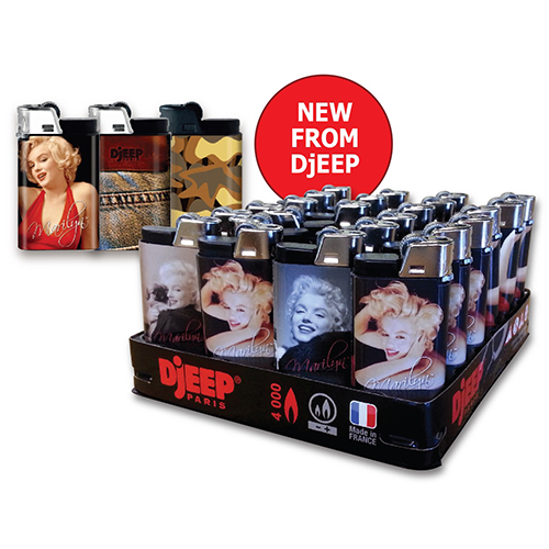 djeep marilyn lighter