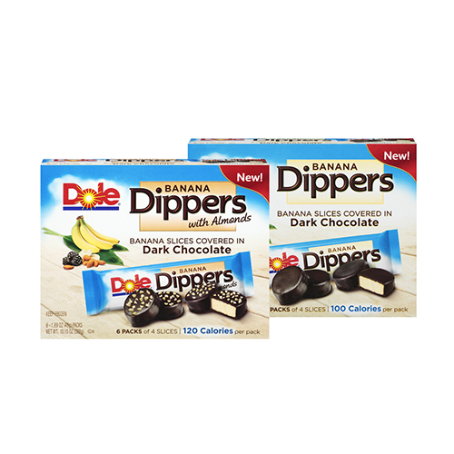 dole banana dippers