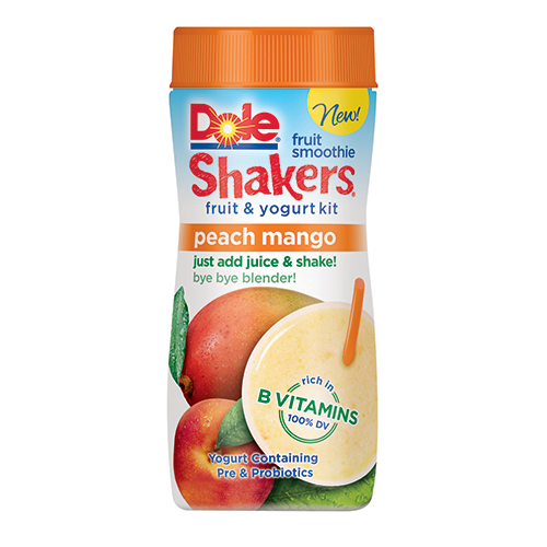 dole fruit smoothies