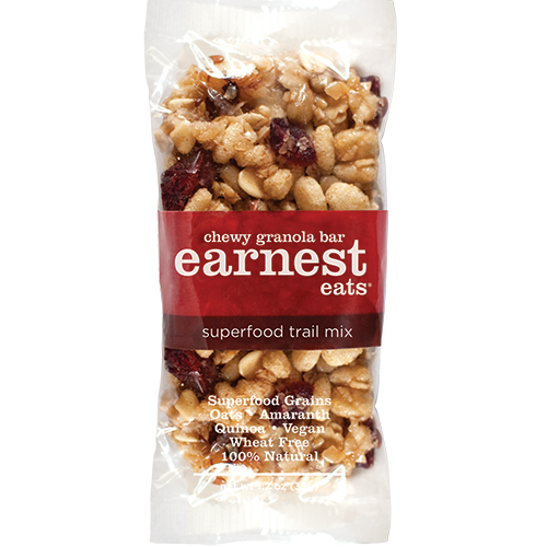 earnest granola bars
