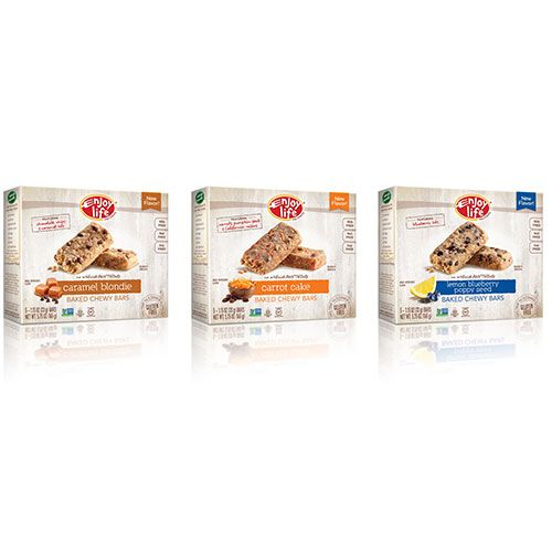Enjoy Life Foods Baked Chewy Bars