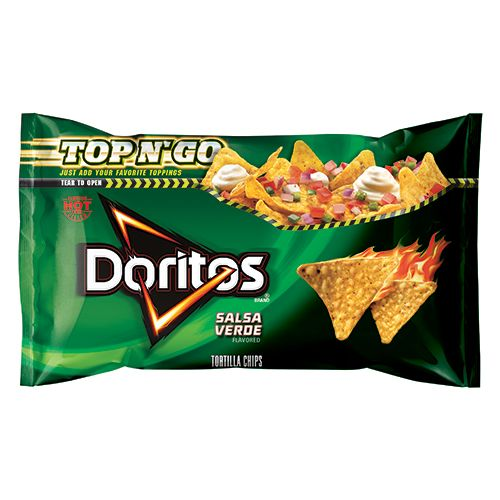 frito-lay top n go doritos