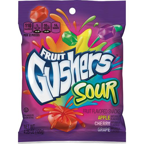 General Mills Gusher Cs Products
