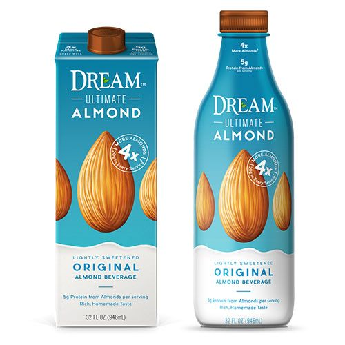 Hain Celestial Dream Ultimate Almond Original