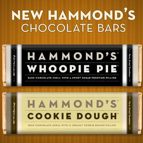 hammonds chocolate bar