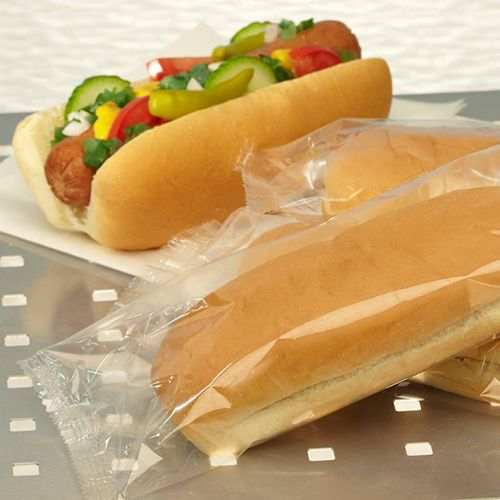 Gonnella's Individually Wrapped Hot Dog Bun