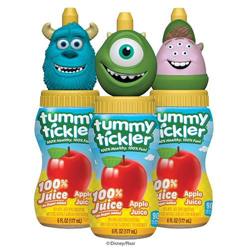 inzone tummy tickler juice