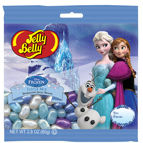 jelly belly frozen