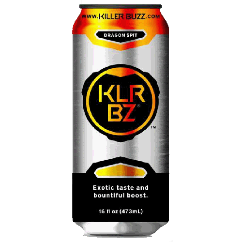 killer buzz energy drinks