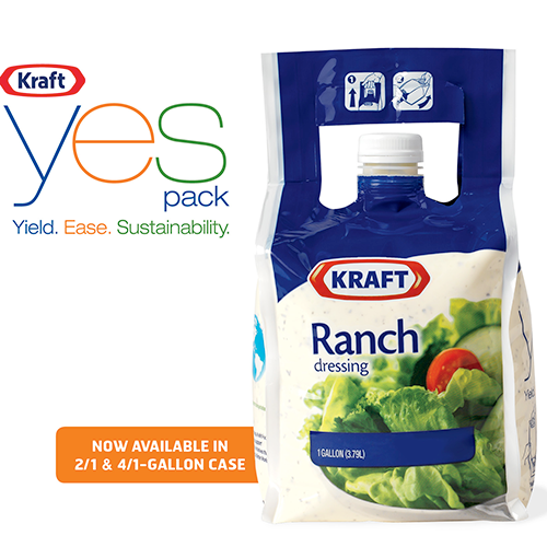 kraft ranch pack