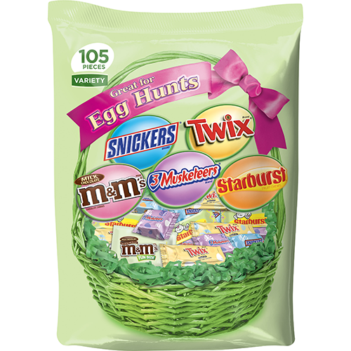 mars easter candy