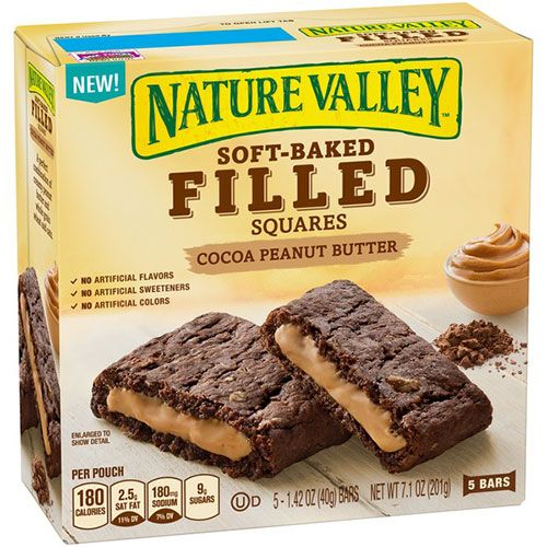 nature valley soft squares