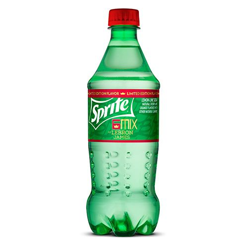 sprite mix lebron james